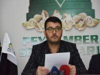 Peygamber Sevdalılarından HDP'li belediyeye: Bu yanlıştan dönün!
