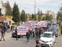 Halk tefeci ve uyuşturucu tacirlerine karşı ayaklandı