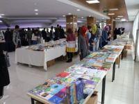 """""""Bingöl Üniversitesi 3. Kitap Günleri Fuarı"""" başladı"""