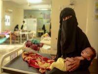 Yemen'de savaş en çok kadın ve bebekleri vuruyor