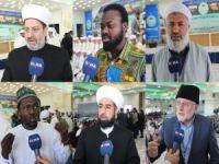 """""""Âlimler İslam ümmeti içerisinde ihtilafları kaldırıp vahdeti oluşturmalı"""""""