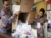 Endonezya'da seçim bilançosu: 150 sandık görevlisi öldü
