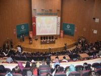 """Şırnak'ta """"Uluslararası İktisadi ve İdari Bilimler Kongresi"""" başladı"""