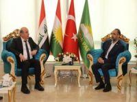 Erbil Valisi'nden HÜDA PAR'a 'hayırlı olsun' ziyareti