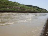 Harran Ovası'na su verilmeye başlandı