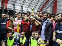 Köyler arası futbol turnuvasının final maçı oynandı