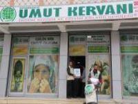 Umut Kervanı ramazan kumanyalarını ulaştırmaya başladı