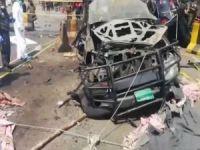 Pakistan'da türbe önünde patlama: 10 ölü