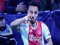 Ajax'lı oyuncular maç esnasında oruçlarını açtı