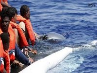 Akdeniz'de göçme faciası: 70 ölü