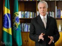 Brezilya eski Devlet Başkanı yolsuzluktan tutuklandı
