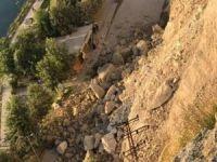 Şanlıurfa'da 13 ev tahliye edildi