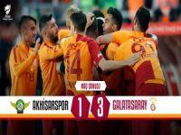 Türkiye Kupası Galatasaray'ın: 3-1