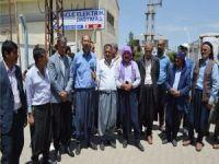 """Hilvanlı çiftçiler: """"Elektrik yüzünden ürünlerimiz kurudu"""""""