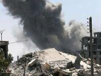 Rakka'da 20 PKK'lı öldürüldü