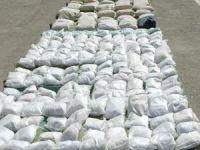İran'da 2 ton uyuşturucu ele geçirildi