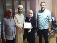 Moldovalı Maria Müslüman oldu