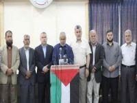 Filistin direniş grupları: Halkımızın hakları pazarlık konusu değildir