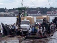 Kongo Demokratik Cumhuriyeti'nde tekne faciası: 30 ölü 200 kayıp