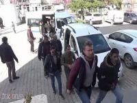 Örgütlü insan kaçakçılığı operasyonu