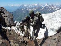 Pençe Harekâtı'nda 2 asker yaralandı