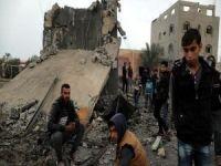 """""""İşgal ordusunun saldırılarında 11 bin ev tamamen yıkıldı"""""""