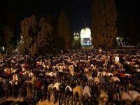 Ramazan'ın son cumasını Mescid-i Aksa'da kılma çağrısı