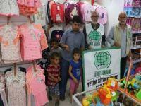 Umut Kervanı Ramazan'da muhtaçlara umut oldu