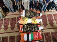 36 Filistinli şehid edildi
