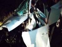 Duhok'ta feci kaza! Baba-anne ve 3 çocuk aynı kazada hayatını kaybetti