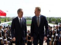 ABD Savunma Bakanından Bakan Akar'a mektup