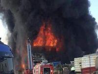 Kocaeli'deki yangına ilişkin 2 fabrika ortağı tutuklandı