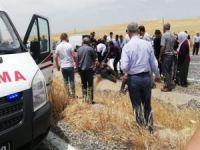 Diyarbakır'da kaza: Bir ölü, 2'si ağır 6 yaralı
