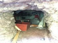 Hakurk'ta 13 odalı mağara tespit edildi