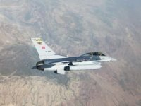 Hava harekatında 3 PKK'lı öldürüldü