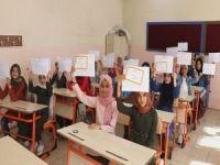 Karne alan öğrencileri Kur'an kursu heyecanı sardı
