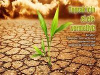 Bayraktar: Toprak için el ele vermeliyiz