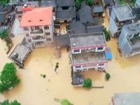 Çin'de sel felaketi: En az 61 ölü