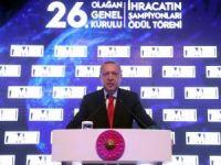 """Erdoğan: """"Dik duruşumuzu, tutarlı duruşumuzu bozmayacağız"""""""