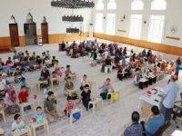 Yaz Kur'an kursları büyük bir coşku ile başladı