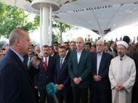 """Cumhurbaşkanı Erdoğan: """"Zalimler için yaşasın cehennem"""""""