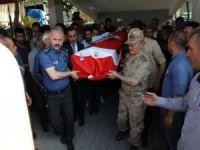 PKK tarafından katledilen çobanın cenazesi toprağa verildi