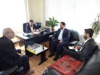 HÜDA PAR Malatya İl Başkanlığı'ndan basın ziyaretleri