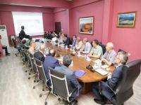 Bingöl'de Bağımlılıkla Mücadele İl Koordinasyon Kurulu toplandı