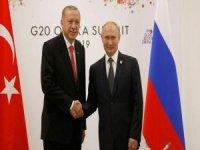 Cumhurbaşkanı Erdoğan'ın Rusya ziyaretine ilişkin açıklama