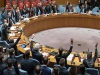 BM'deki kınama bildirisi ABD engeline takıldı