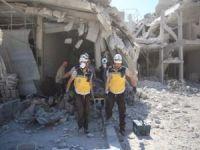 İdlib'e hava saldırıları: 17 ölü 30 yaralı