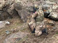 Amanos Dağlarında 3 PKK'lı öldürüldü