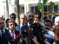Adalet Bakanı Gül: İnfaz indirimi düzenlemesi yakında Meclise gelecek