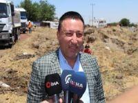 """Bağlar Belediye Başkanı: """"Köy çalışmalarımızı aksatmadan devam ettireceğiz"""""""